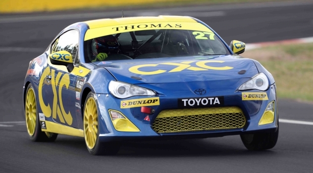 Thomas Upbeat Despite Bathurst Qualifying Challenges