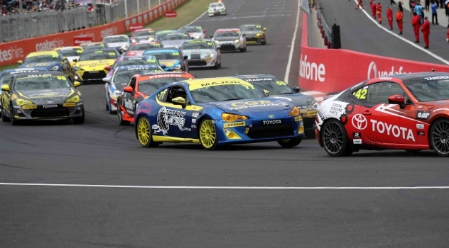 CGR Performance Chooses Local Knowledge for Final T86RS Round