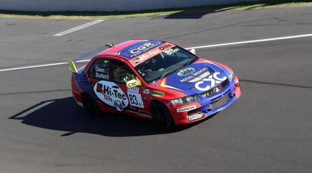 Owen Leads CGR Performance B6HR Qualifying Charge