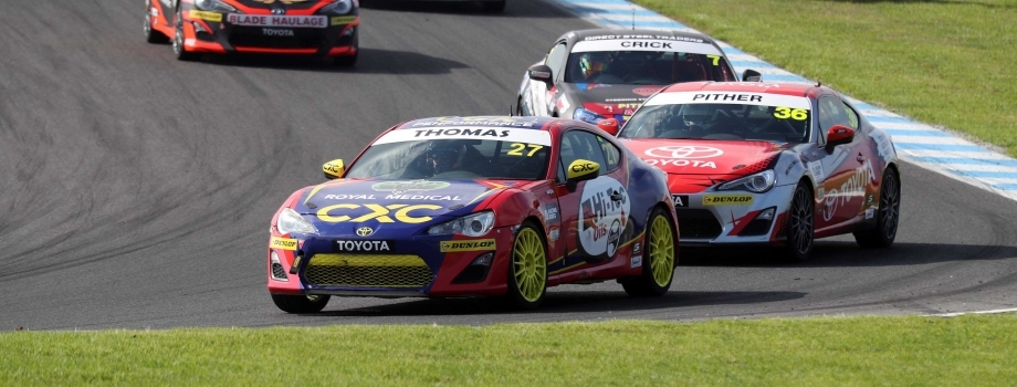 Thomas Satisfied With T86RS Top 10