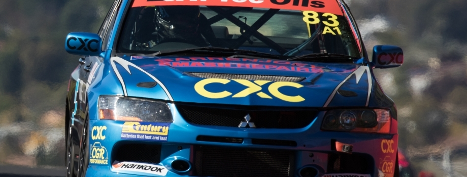 Pirtek Enduro Cup Champion Completes CGR Performance B6HR Lineup