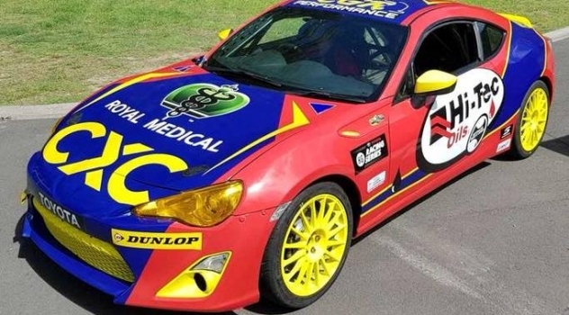 CGR Performance Signs International Driver for T86RS Opener