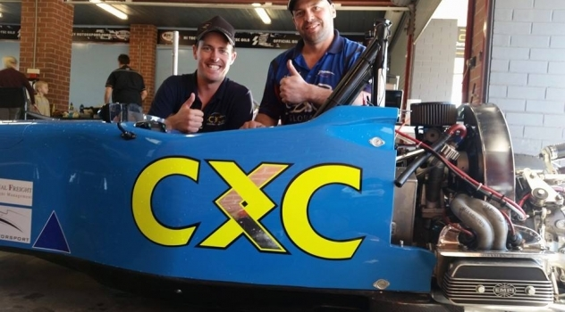 CXC cars extend advantage