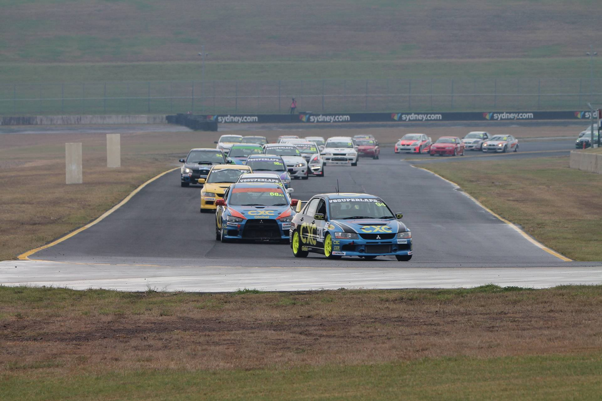 2016 NSW Production Touring Car Championship – Round 2 Highlights