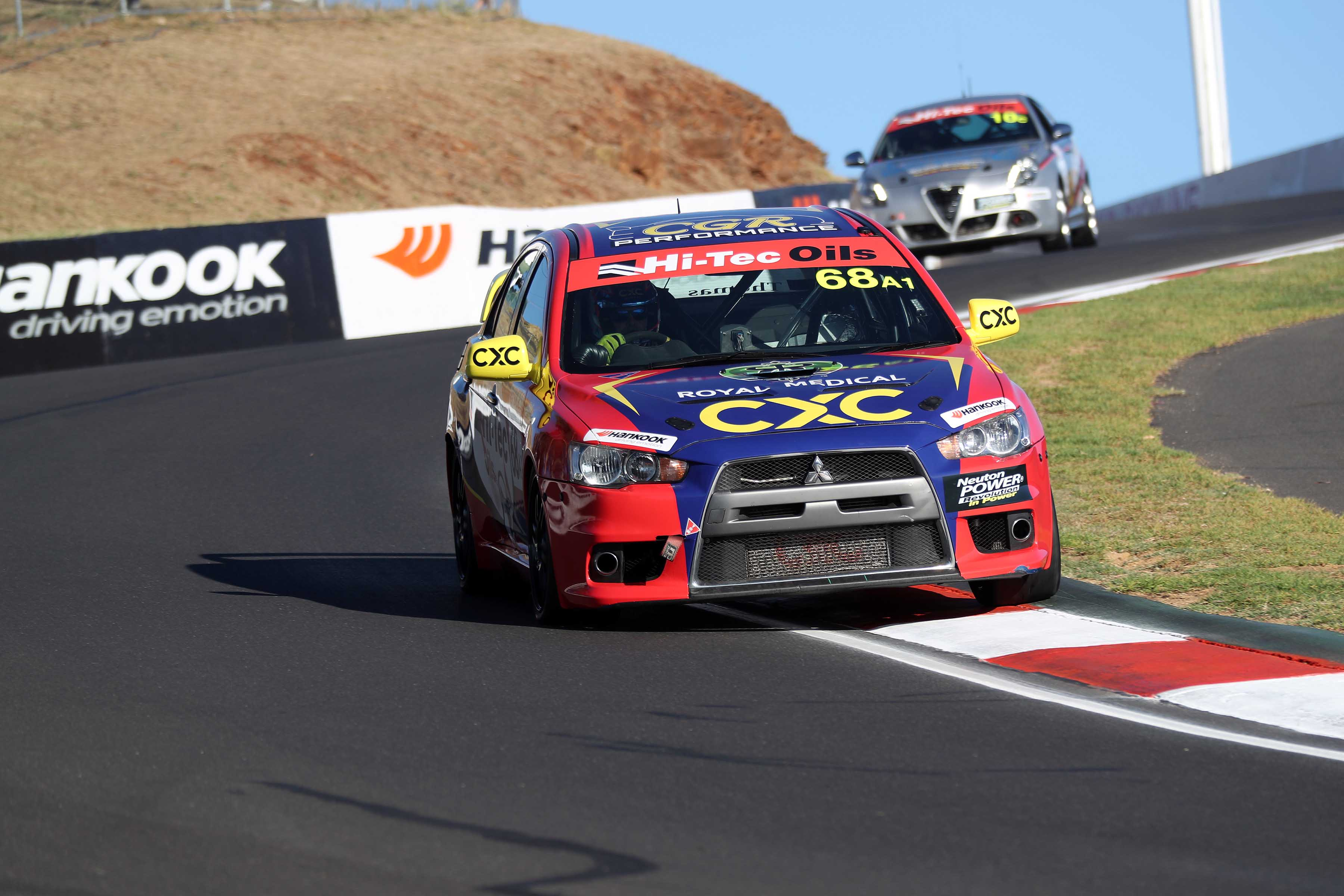 CGR Performance Upbeat Despite 6 Hour Setbacks